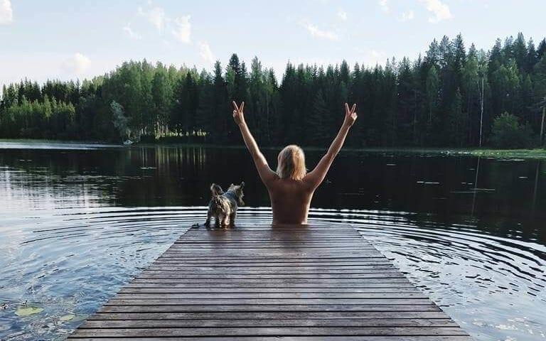 Näin vietetään koiramaista kesäpäivää – Katso kuvakisan satoa!