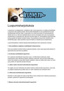 Koiravakuutus Vertailu