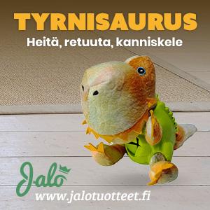 Tyrnisaurus